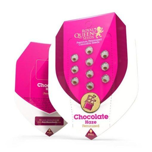 Semilla de Marihuana Chocolate Haze - Royal Queen Seeds