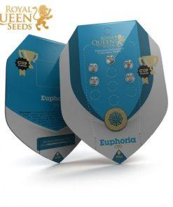 Semilla de Marihuana Euphoria - Royal Queen Seeds