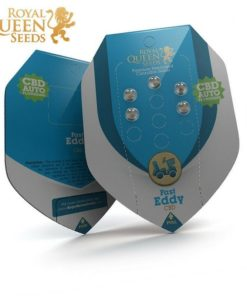 Semilla de Marihuana Fast Eddy - Royal Queen Seeds Auto