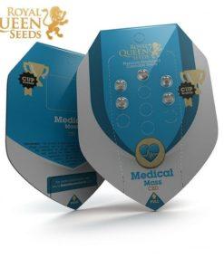Semilla de Marihuana Medical Mass - Royal Queen Seeds