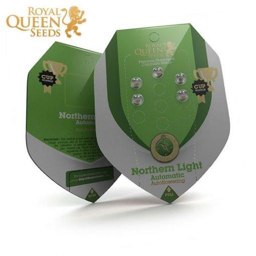 Semilla de Marihuana Northern Light - Royal Queen Seeds Auto