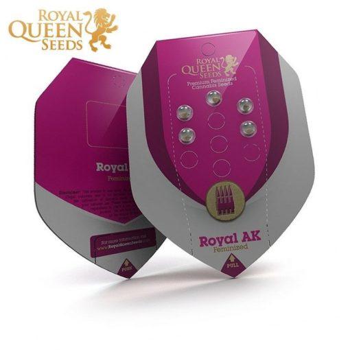 Semilla de Marihuana Royal AK - Royal Queen Seeds
