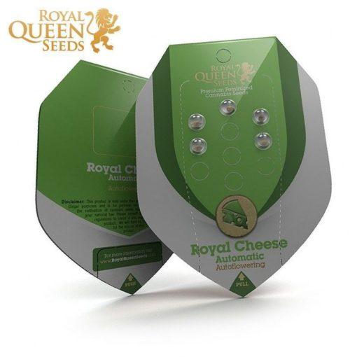 Semilla de Marihuana Royal Cheese - Royal Queen Seeds Auto