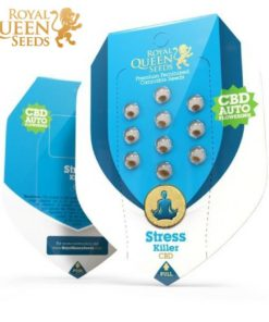 Semilla de Marihuana Stress Killer CBD - Royal Queen Seeds Auto